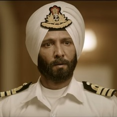 What happened to the Pakistani submarine that inspired the movie 'The Ghazi Attack'?