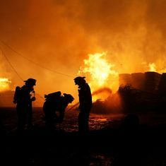 Chile: At least 10 dead, 40,000 hectares of forestry land destroyed in country's worst wildfire