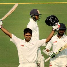 I am only focussing on scoring consistently: Gujarat's Panchal on fighting for place in Test side