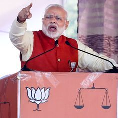 The big news: Congress is on its death bed, says Modi in Punjab, and nine other top stories