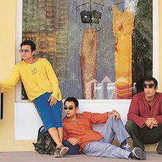 Picture the song:  'Dil Chahta Hai' changed the buddy song for good