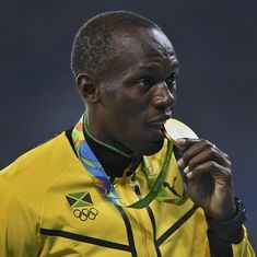 The sports wrap: 'Unhappy' Usain Bolt returns 2008 Olympics relay gold medal, and other top stories