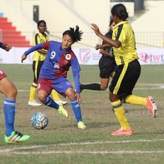 Football: Eastern Sporting Union hammer Jeppiyar IT FC 7-1 in Indian Women's League