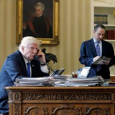 In first phone call, Donald Trump, Vladimir Putin agree to stabilise US-Russia ties