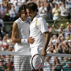 Federer's playing style against Rafa was wrong earlier, it has been effective since 2017: Toni Nadal