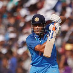 MS Dhoni nominated by BCCI for India's third highest civilian award, the Padma Bhushan: Report