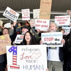 The big news: US judge strikes down Trump's second travel ban, and nine other top stories