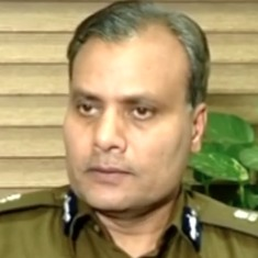 Amulya Patnaik takes over as Delhi's Police Commissioner