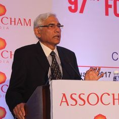 Supreme Court appoints ex-CAG Vinod Rai as head of a four-member panel of administrators to run BCCI