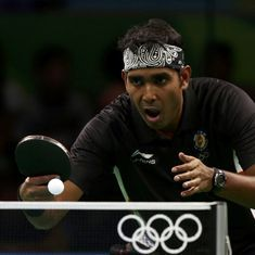 India's table tennis star Sharath Kamal backs Pankaj Advani, blasts system for Padma awards snub