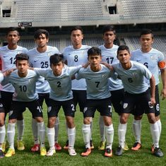 Data-check: How the India Under-17 team has performed in the last 2 years