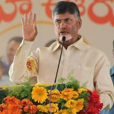 Jaganmohan Reddy's comments reflect his mental condition, says Andhra Pradesh CM Chandrababu Naidu