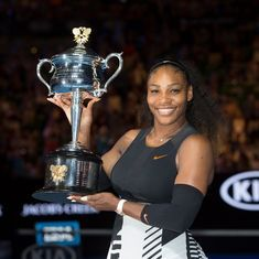 Pause, rewind, play: When Serena Williams won her 23rd Major – without losing a set, while pregnant