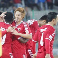 I-League: Shillong Lajong beat Chennai City 2-0 to register third-straight win