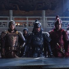 Trailer talk: 'The Great Wall', 'Resident Evil: The Final Chapter'