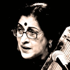 Music legend Kishori Amonkar dies at 84