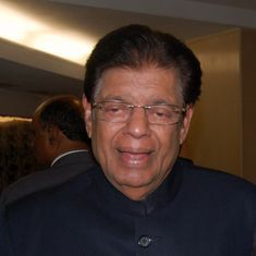 Former Union minister E Ahamed dies after suffering cardiac arrest in Parliament