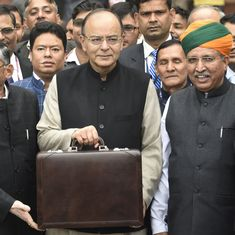Centre will present Budget 2018-'19 on February 1