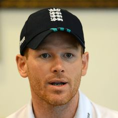 Eoin Morgan hopes England trio's IPL experience boosts team ahead of South Africa series