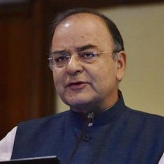 Arun Jaitley criticises 'politically motivated' attacks over state of economy
