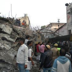 Kanpur: At least seven dead, over 30 injured after under-construction building collapses