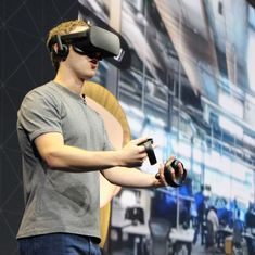 Facebook-owned Oculus loses virtual reality case to ZeniMax, to pay $500 million in damages