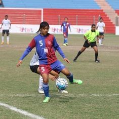 Football: Eastern Sporting Union beat FC Pune City 3-1, move to 2nd place in Indian Women's League