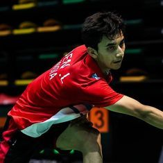 India's Lakshya Sen becomes world's top-ranked junior badminton player