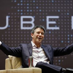 Uber chief quits Donald Trump's business advisory group amid protests against immigration ban