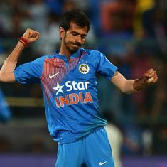 For former chess champion Yuzvendra Chahal, checkmating England in the 3rd T20I was a piece of cake