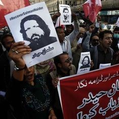 Four outspoken bloggers abducted in Pakistan have been set free, but they've since fallen silent