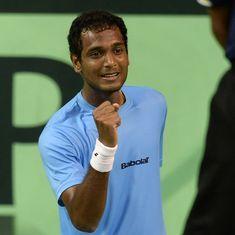 Ramkumar Ramanathan progresses to second round of Savannah Challenger,Yuki Bhambri bows out
