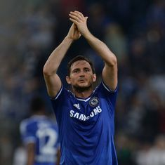 Super Frank Lampard was the player Steven Gerrard could have been