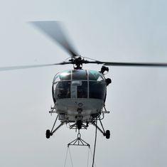 मुंबई : ओएनजीसी के पांच कर्मचारियों को ले जा रहा हेलिकॉप्टर दुर्घटनाग्रस्त, पांच शव मिले