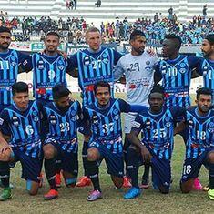 I-League: Minerva Punjab frustrate Mumbai FC in goalless draw