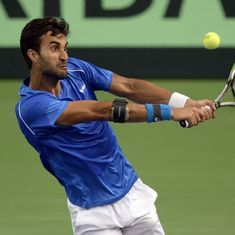 Leander Paes left out, Yuki Bhambri and Saketh Myneni return to India's Davis Cup team