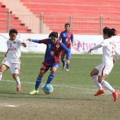 Eastern Sporting Union drub Aizawl FC 3-0 to go on top of the Indian Women's League