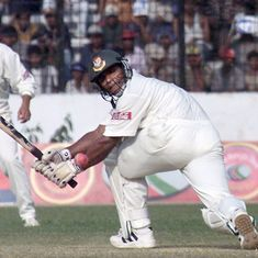 'I would rather face this Indian team than the one from 2000': Bangladesh's first Test centurion