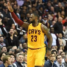 NBA roundup: LeBron James takes Cleveland Cavaliers to 122-102 win over Orlando Magic