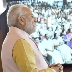 Watch: This is what Narendra Modi said about Ramzan and Diwali, Holi and Eid, in his UP speech