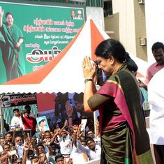 Why so vicious? Sasikala as CM is a natural outcome of the growing decay in Dravidian politics