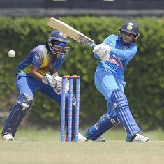 Women's world T20: Devika Vaidya to replace injured Vastrakar in India squad