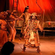 A Ramayana told through Ravana's eyes captures the pain of Sri Lanka's war-affected women