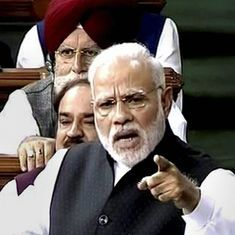 Deflecting blame: How Narendra Modi wants to spin the dysfunction of the Budget session