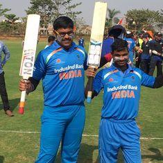 India thrash Sri Lanka by 10-wickets to reach final of World Twenty20 for blind
