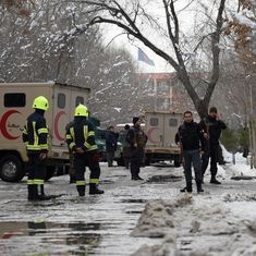 Afghanistan: At least 20 killed in suicide bombing near Supreme Court in Kabul