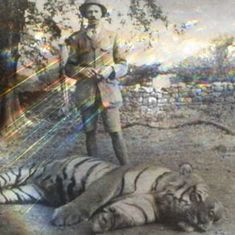 Was Jim Corbett an exterminator or a conservationist (or both)?