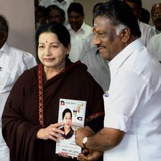 Panneerselvam's camp stakes claim to AIADMK symbol ahead of by-poll in Jayalalithaa's seat