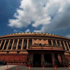 Lok Sabha adjourned till March 5, TDP leaders protest against Union Budget in Rajya Sabha