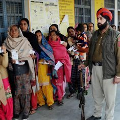 Punjab local body elections witness 55.91% turnout till 2 pm, sporadic violence at places